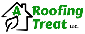 a roofing treat logo